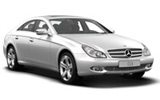 Mercedes CLS car rental at Bristol, UK