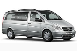 Mercedes Vito from Italy car rent, Comiso, Italy