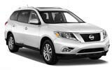 Nissan Pathfinder from Autorent, Dubai