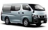 Nissan Urva car rental at Langkawi, Malaysia
