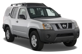 Nissan Xterra from Autorent, Dubai
