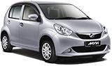 Perodua Myvi car rental at Langkawi, Malaysia