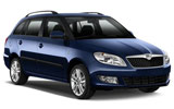 Skoda Fabia Estate car rental at Gran Canaria, Spain