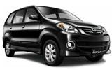 Toyota Avanza car rental at Langkawi, Malaysia