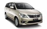 Toyota Innova car rental at Langkawi, Malaysia