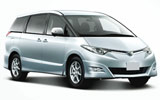 Toyota Previa from Payless, Dubai