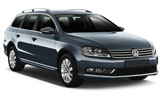 Volkswagen Passat car rental at Bristol, UK