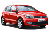 Volkswagen Polo from Dollar, Comiso, Italy