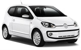 Volkswagen Up from Italy car rent, Comiso, Italy