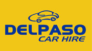 Delpaso car rental at Malaga Airport, Spain