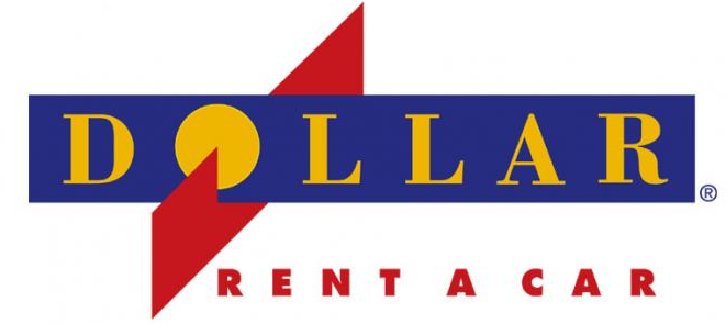 Dollar car rental at Bologna, Italy