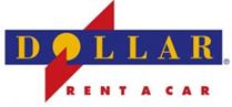 Dollar car rental at Denver Airport, USA