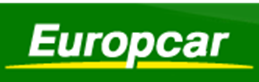 Europcar car rental at Dublin Airport, Ireland