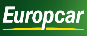 Europcar car rental at Barcelona, Spain