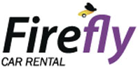 Firefly car rental at Florence, Italy