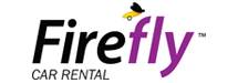 Firefly car rental at Malaga Airport, Spain