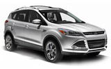 Ford Escape car rental at Tampa Airport, USA