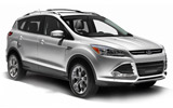 Ford Escape car rental at Vancouver Airport, Canada