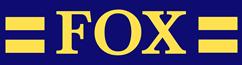 Fox car rental at Denver Airport, USA