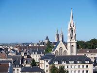 Car rental in Caen, France