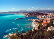 Car rental in Nice, France