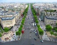 Car rental in Paris, France