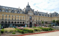 Car rental in Rennes, France