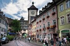 Car rental in Freiburg, Germany