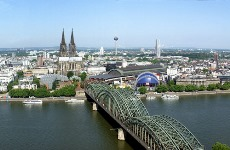 Car rental in Koeln, Germany