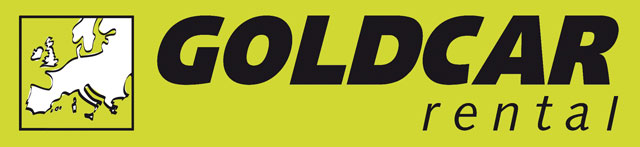 Goldcar car rental at Barcelona, Spain