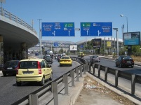 Car rental in Athens, Greece