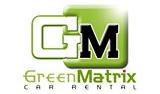 Green Matrix car rental at Kuala Lumpur, Malaysia