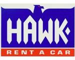 HAWK car rental at Kuala Lumpur Airport, Malaysia