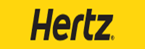 Hertz car rental at Calgary Airport, Canada