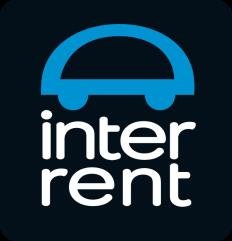 Interrent car rental at Birmingham, UK
