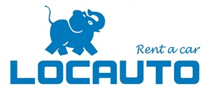 Locauto car rental at Bologna, Italy