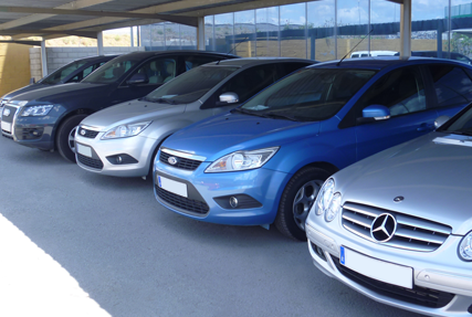 Marbesol car rental at Malaga Airport, Spain