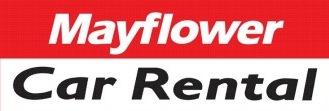 Mayflower car rental at Kuala Lumpur Airport, Malaysia