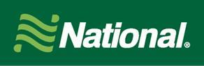 National car rental at Dublin Airport, Ireland