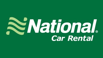 National car rental at Boston, USA