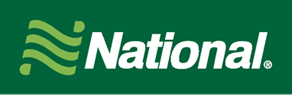National car rental at Calgary Airport, Canada