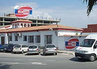Niza Cars car rental at Malaga Airport, Spain