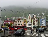 Car rental in Bergen, Norway