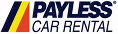 Payless car rental at Abu Dhabi, UAE