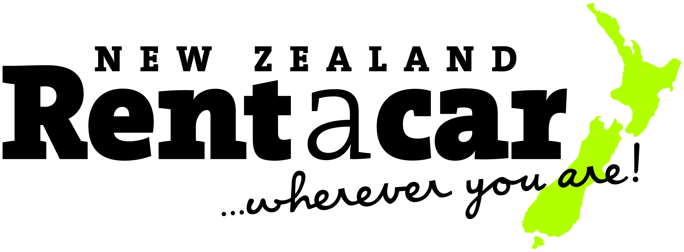 New Zealand rent a car at Auckland Airport, New Zealand