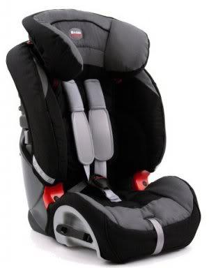 Melbourne Airport car rental child car seat