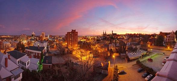 Macon city