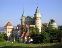 Car rental in Slovakia