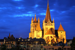 Car rental in Port Lausanne, Switzerland