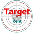 Target car rental at Comiso, Italy